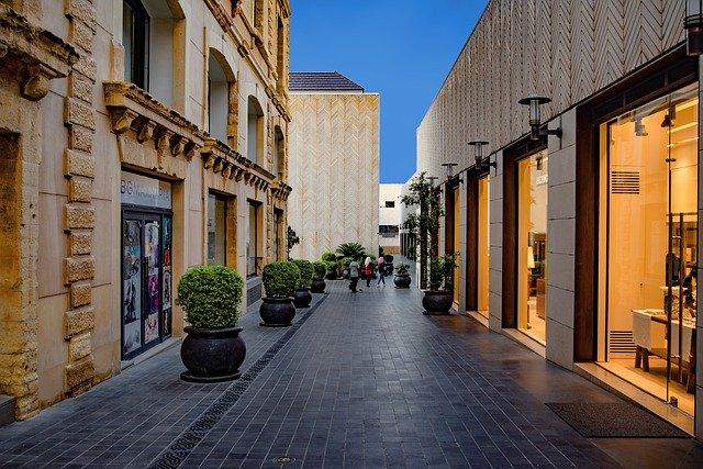 Beirut_Strasse_Shopping